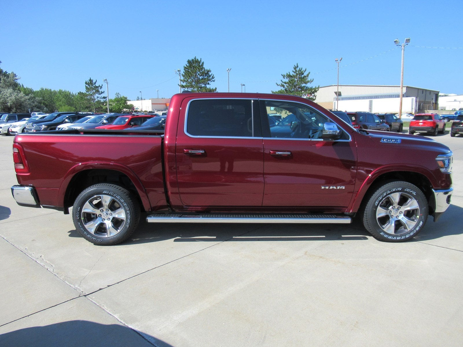 2019 Ram 1500 Crew Cab 4x4,  Pickup #DT21392 - photo 7