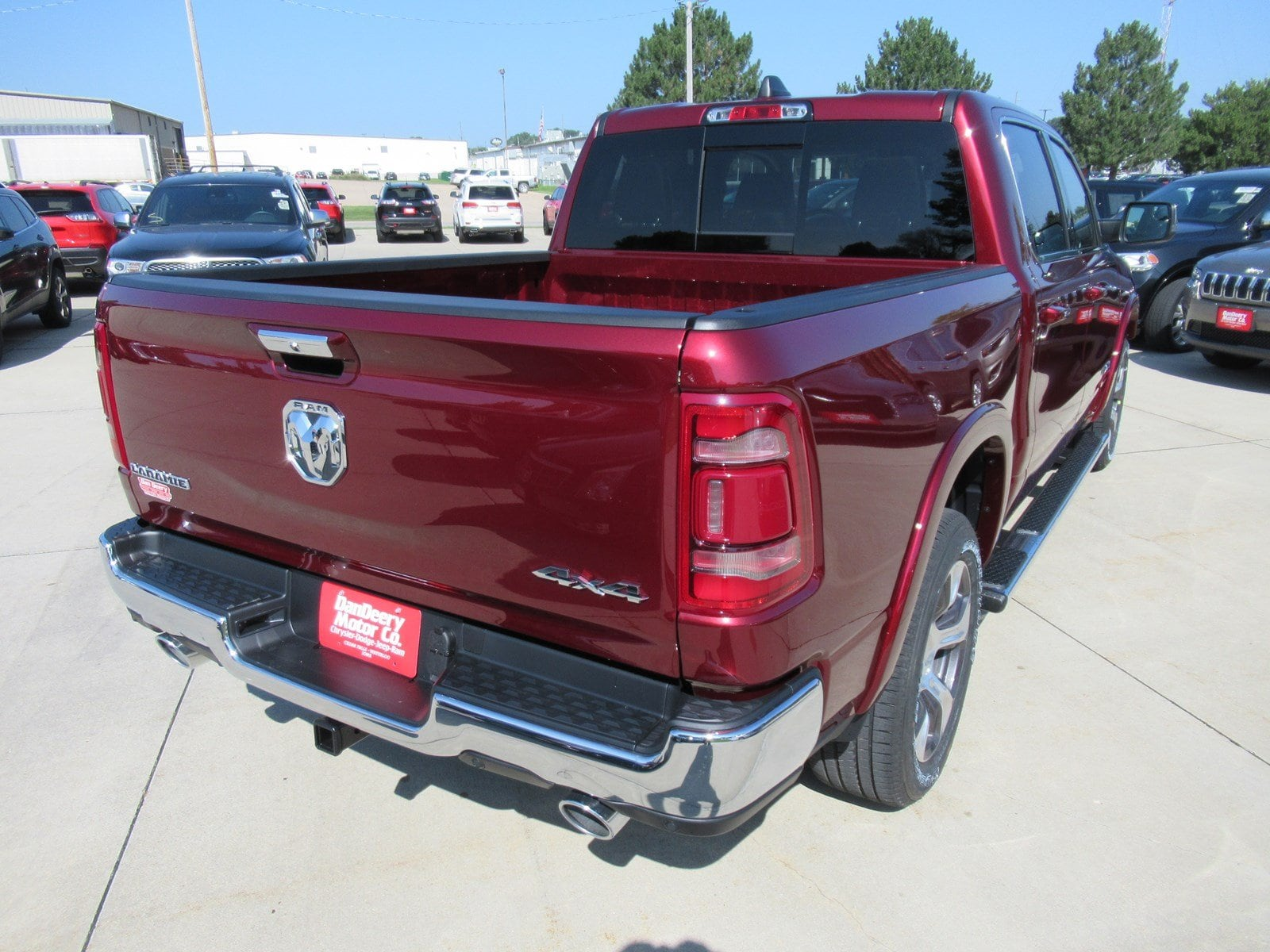 2019 Ram 1500 Crew Cab 4x4,  Pickup #DT21392 - photo 2