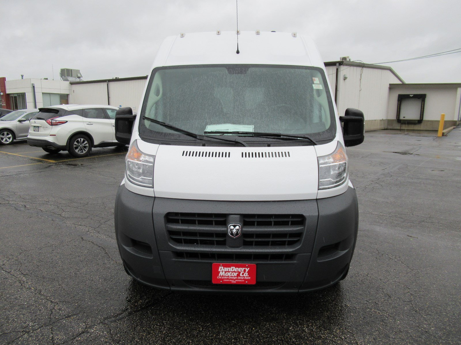 2018 ProMaster 2500 High Roof FWD,  Empty Cargo Van #DT21415 - photo 3
