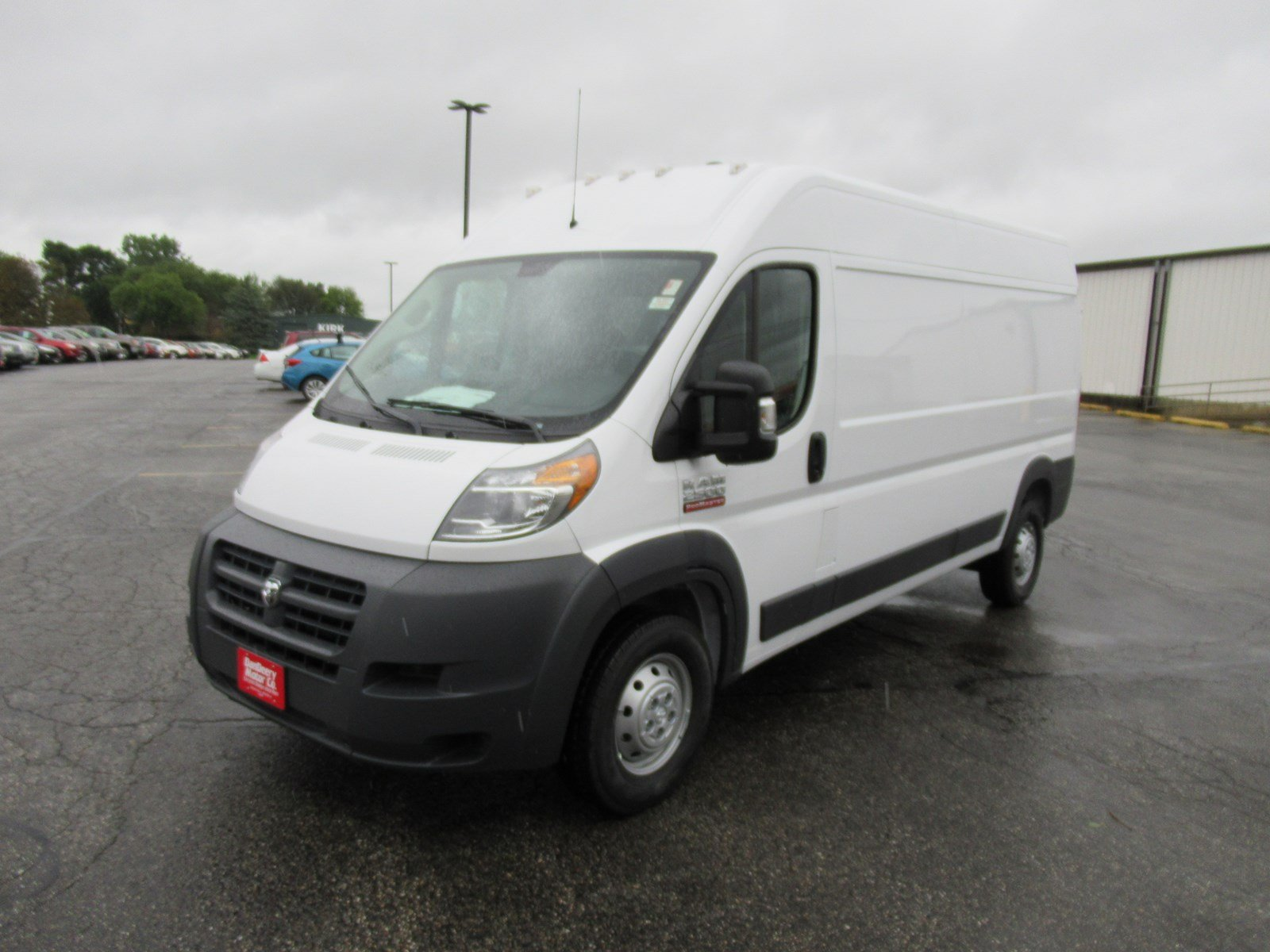 2018 ProMaster 2500 High Roof FWD,  Empty Cargo Van #DT21415 - photo 4