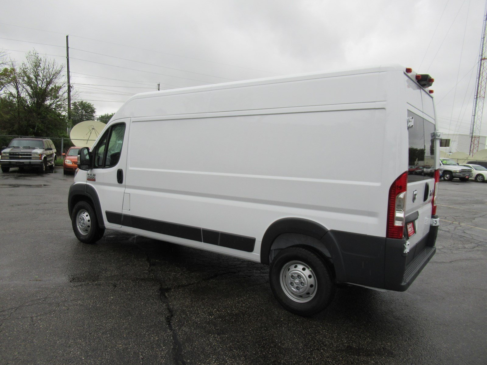 2018 ProMaster 2500 High Roof FWD,  Empty Cargo Van #DT21415 - photo 5