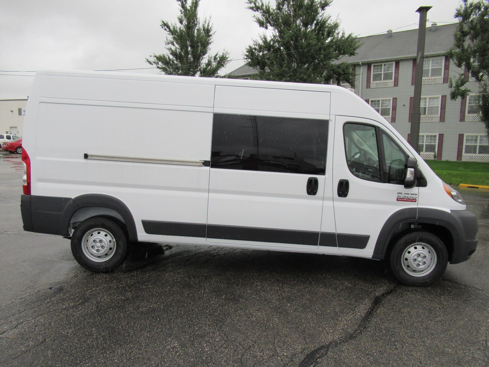 2018 ProMaster 2500 High Roof FWD,  Empty Cargo Van #DT21415 - photo 7