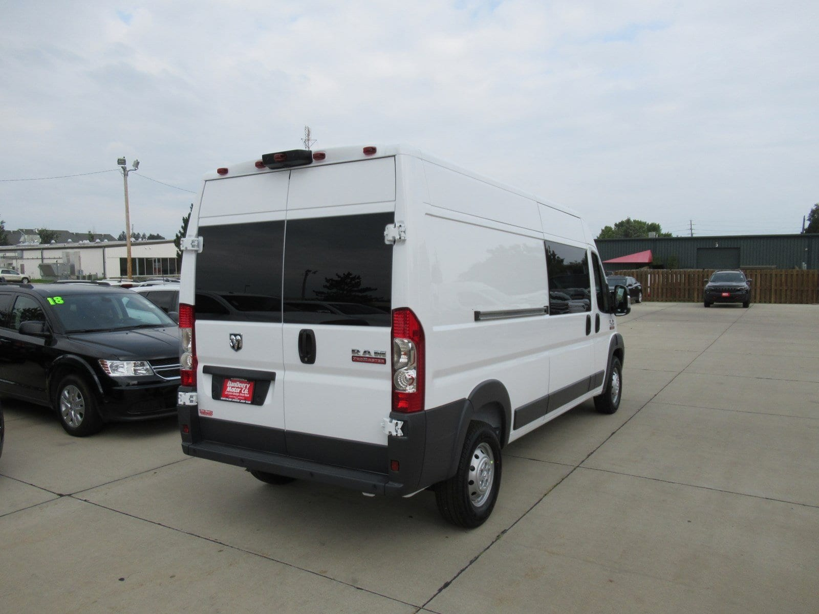 2018 ProMaster 2500 High Roof FWD,  Empty Cargo Van #DT21416 - photo 6