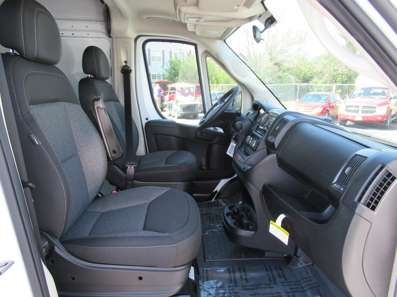 2018 ProMaster 2500 High Roof FWD,  Empty Cargo Van #DT21436 - photo 11