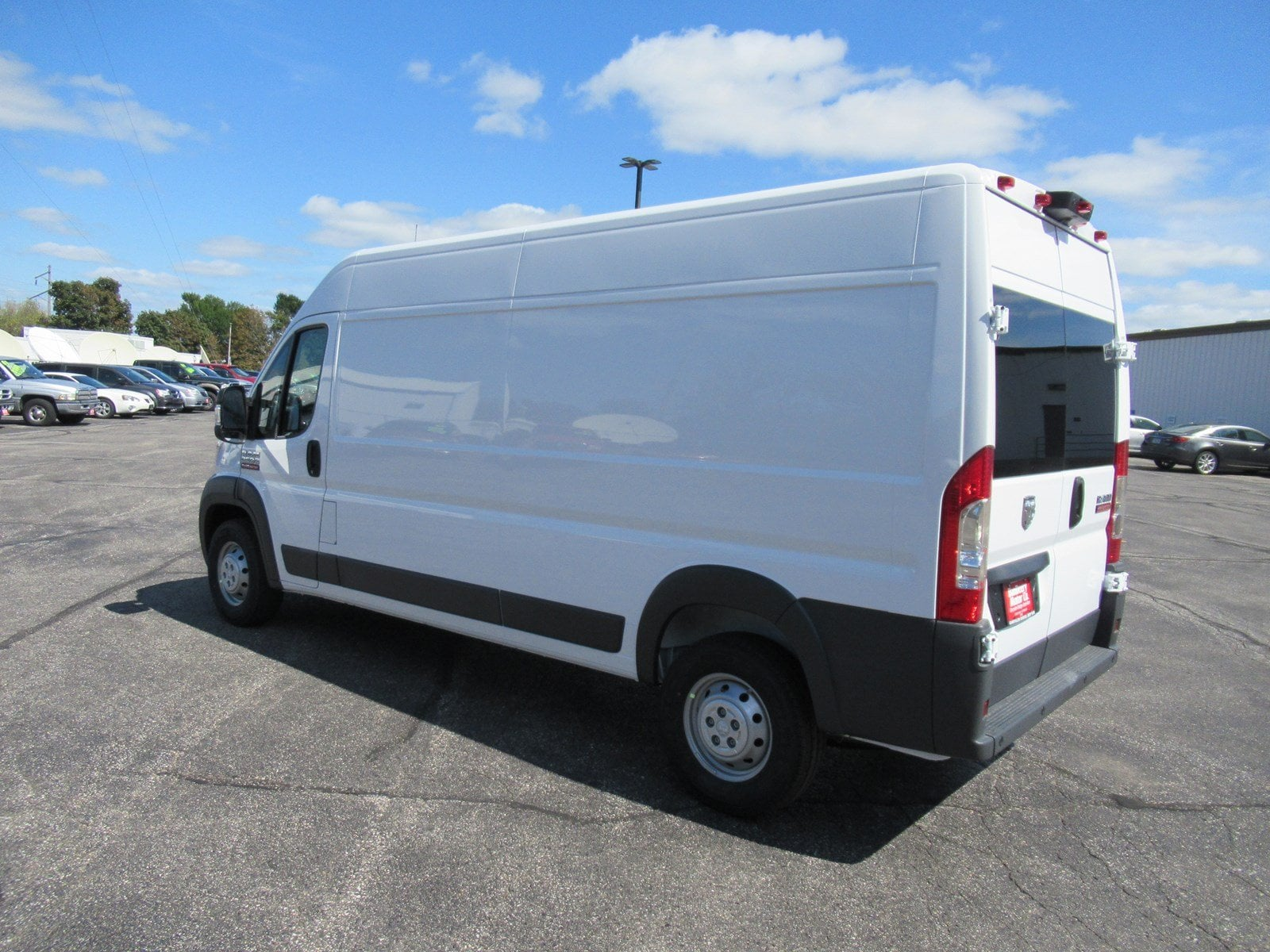 2018 ProMaster 2500 High Roof FWD,  Empty Cargo Van #DT21436 - photo 5