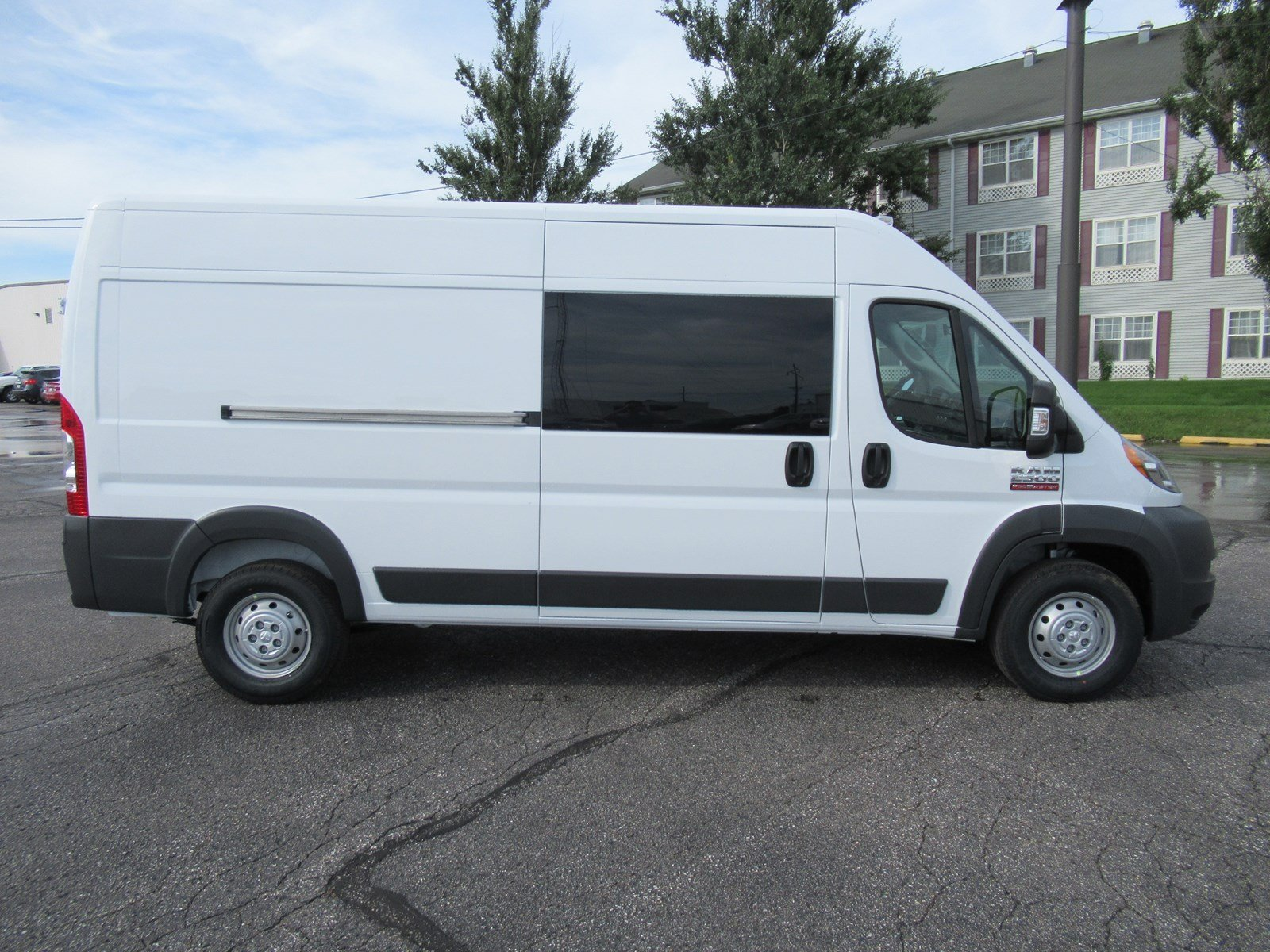 2018 ProMaster 2500 High Roof FWD,  Empty Cargo Van #DT21438 - photo 7