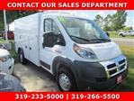 2018 ProMaster 3500 Standard Roof FWD,  Service Utility Van #DT21472 - photo 1
