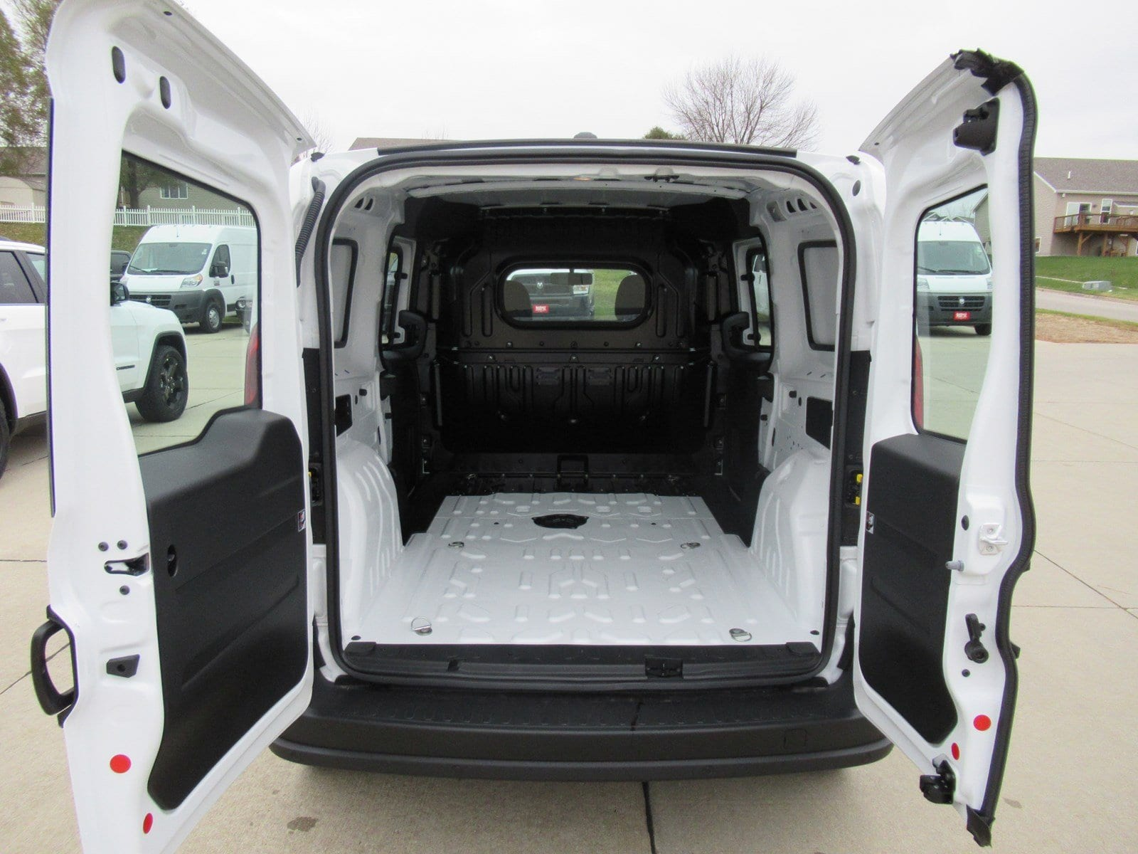 2018 ProMaster City FWD,  Empty Cargo Van #DT21513 - photo 2