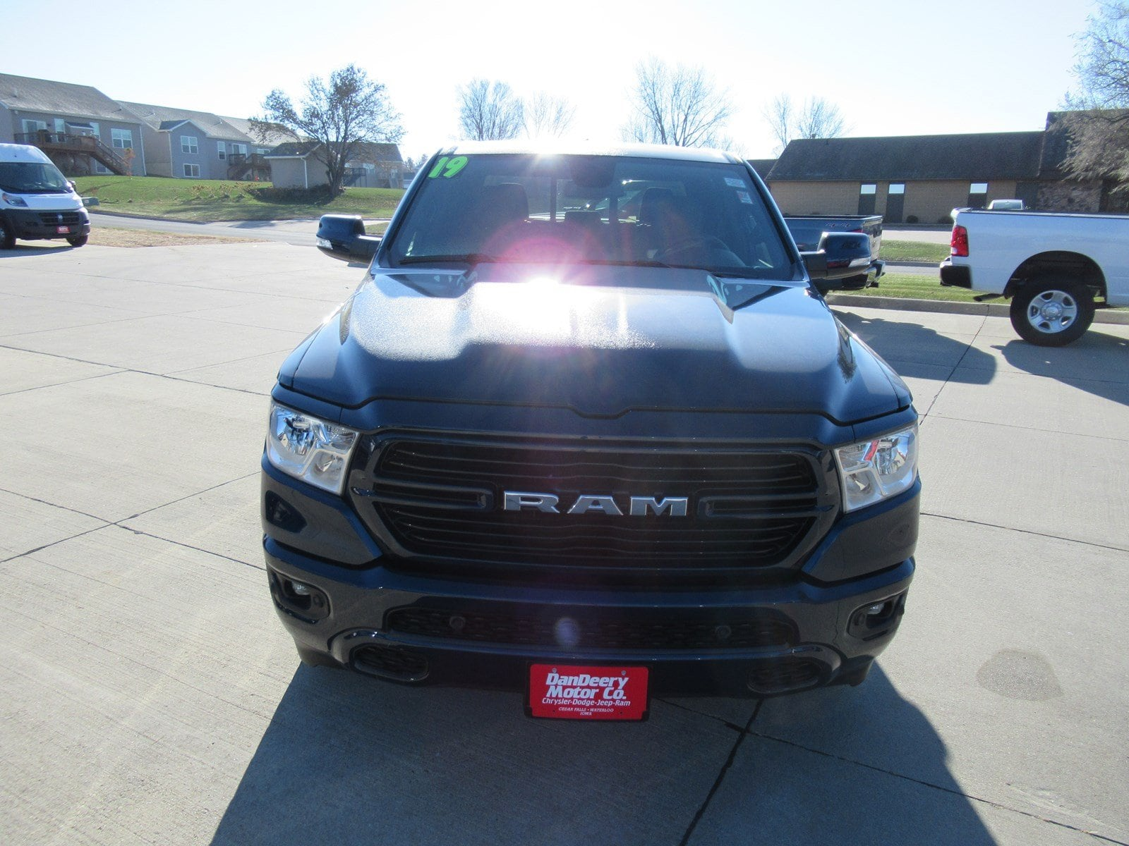 2019 Ram 1500 Crew Cab 4x4,  Pickup #DT21538 - photo 2