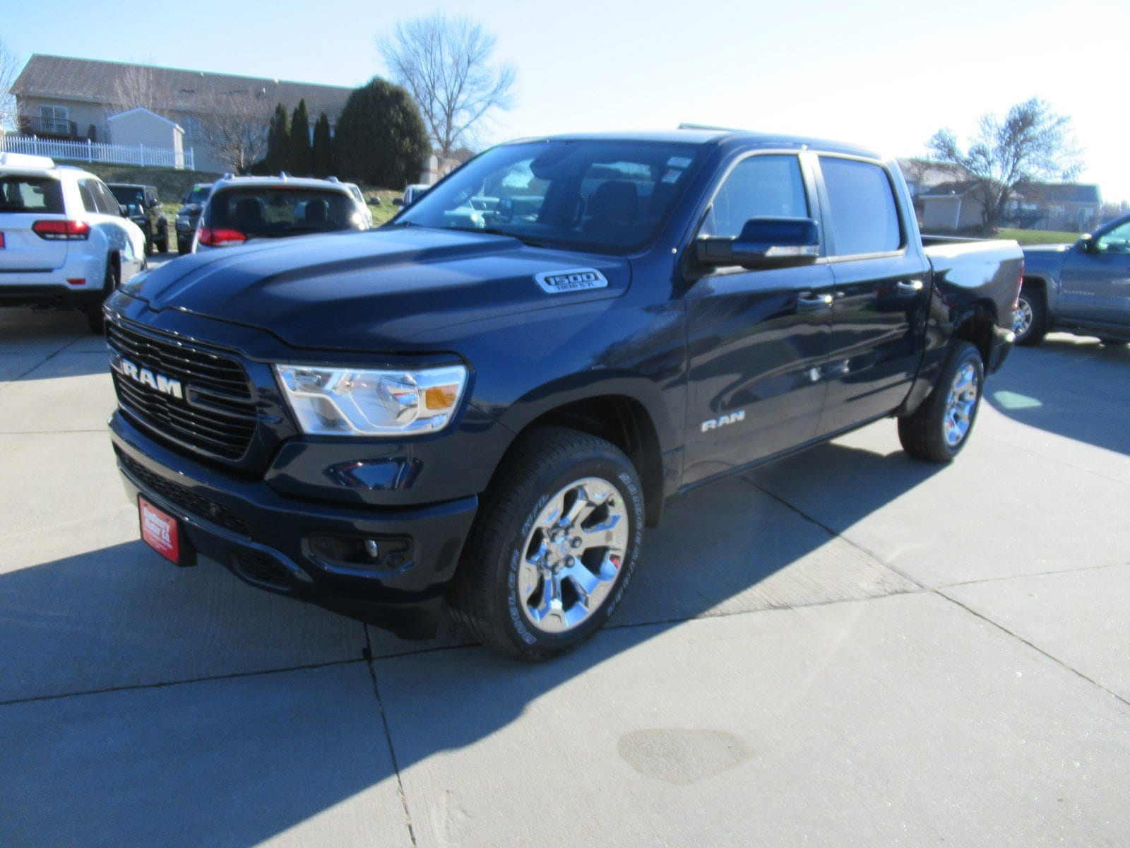 2019 Ram 1500 Crew Cab 4x4,  Pickup #DT21538 - photo 3