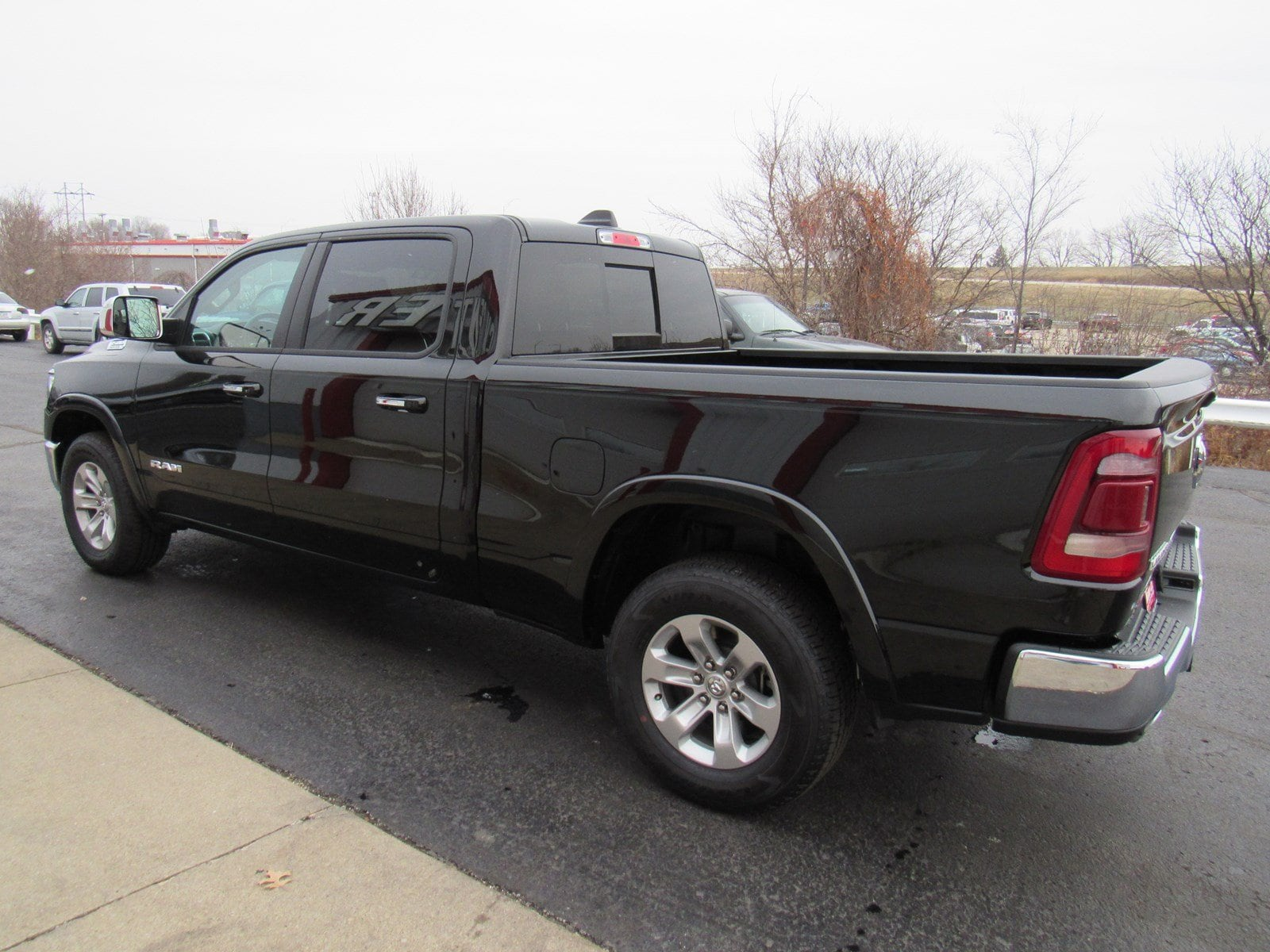2019 Ram 1500 Crew Cab 4x4,  Pickup #DT21558 - photo 2