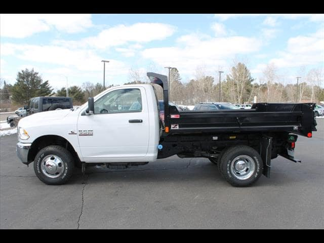 2017 Ram 3500 Regular Cab DRW 4x4, Dump Body #29248 - photo 3