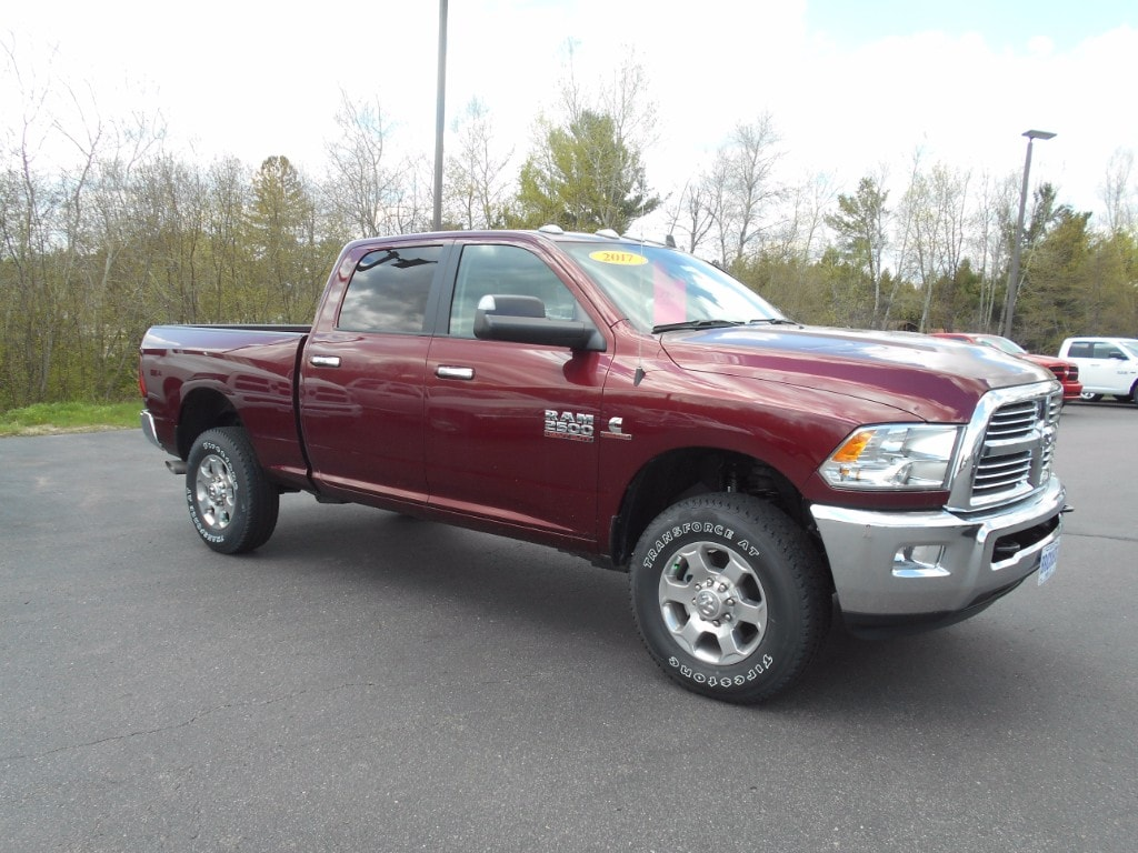 2017 Ram 2500 Crew Cab 4x4, Pickup #29389 - photo 1
