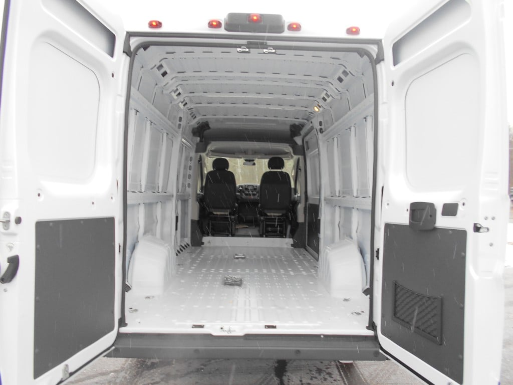 2018 ProMaster 3500 High Roof 4x2,  Empty Cargo Van #30072 - photo 2