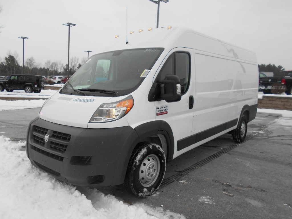 2018 ProMaster 3500 High Roof, Cargo Van #30073 - photo 1