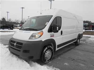 2018 ProMaster 3500 High Roof 4x2,  Empty Cargo Van #30073 - photo 1