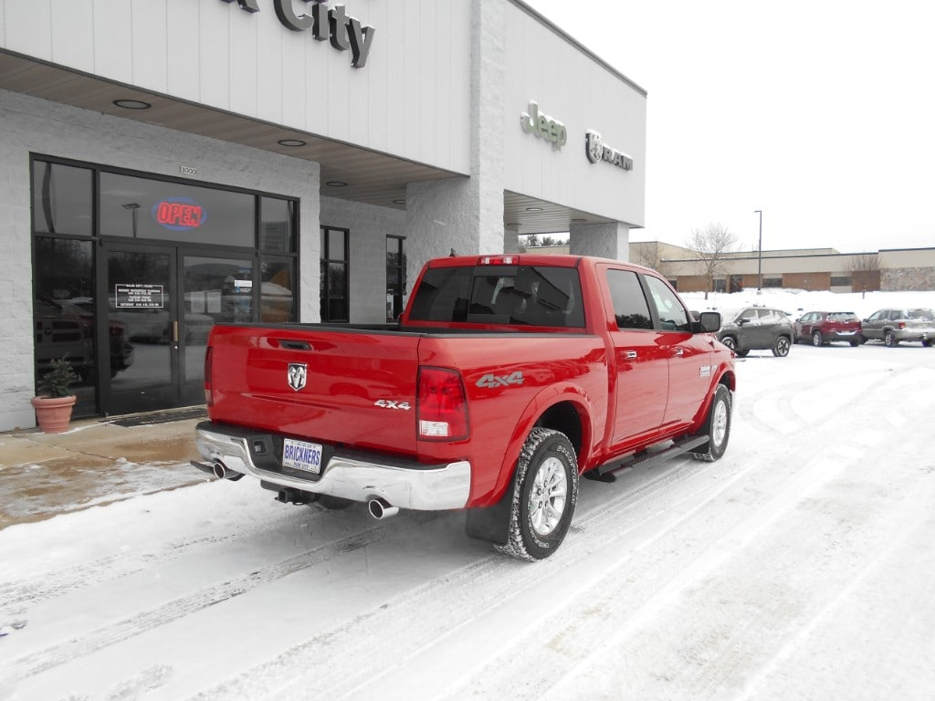2018 Ram 1500 Crew Cab 4x4,  Pickup #30097 - photo 2