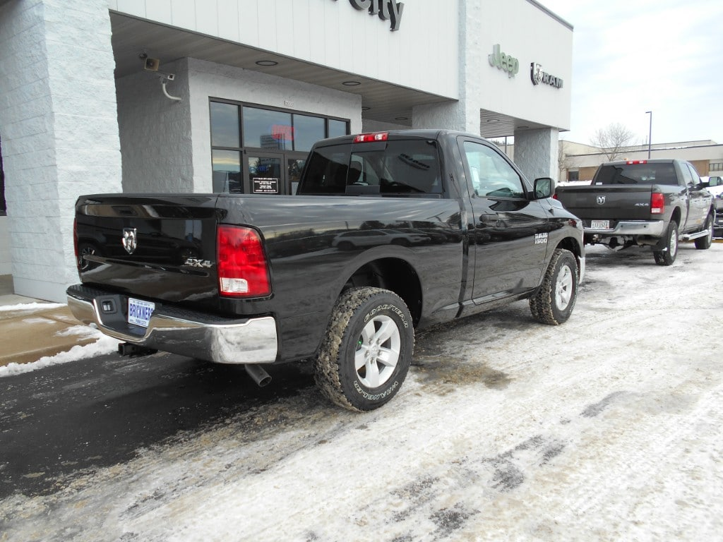 2018 Ram 1500 Regular Cab 4x4, Pickup #30111 - photo 4