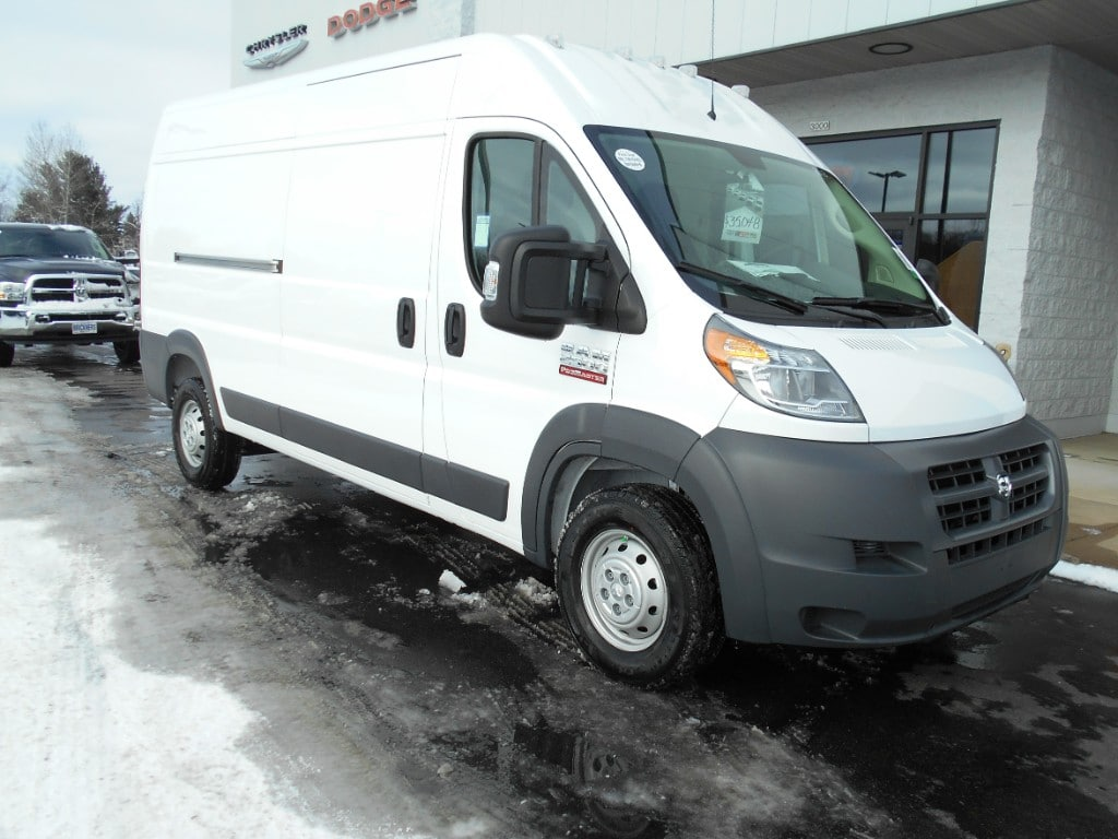 2018 ProMaster 2500 High Roof, Upfitted Van #30113 - photo 3