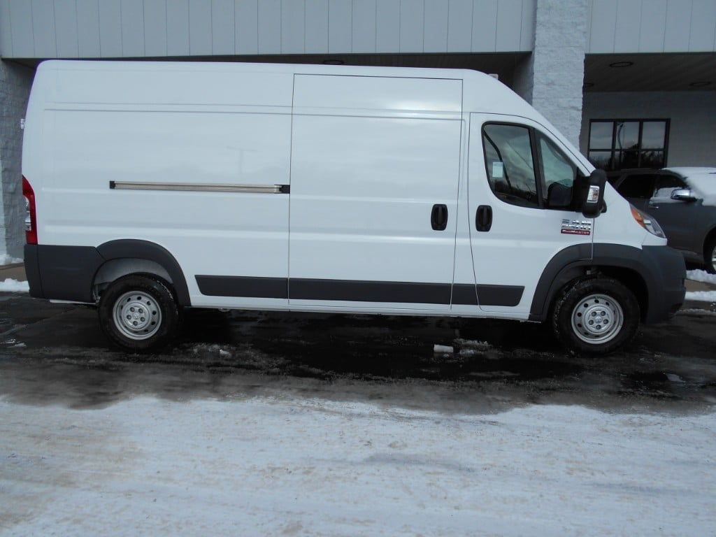 2018 ProMaster 2500 High Roof, Upfitted Van #30113 - photo 4