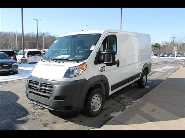 2018 ProMaster 1500 Standard Roof,  Upfitted Cargo Van #30173 - photo 1