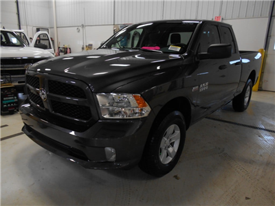 2018 Ram 1500 Quad Cab 4x4, Pickup #30175 - photo 1