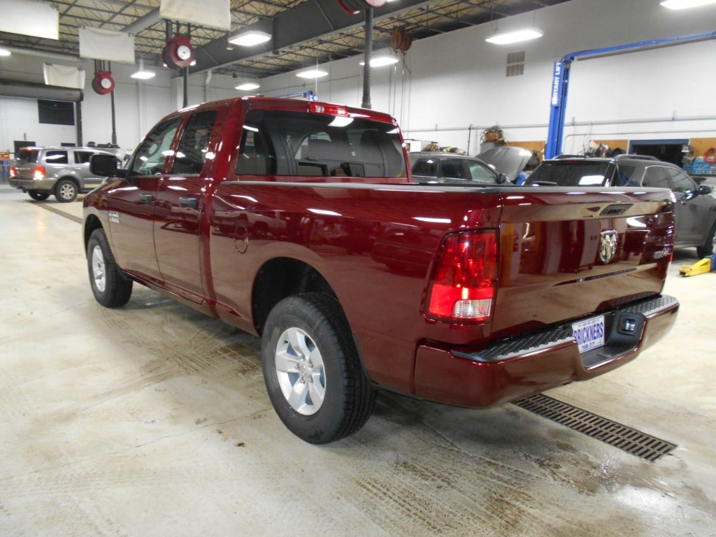 2018 Ram 1500 Quad Cab 4x4, Pickup #30184 - photo 2