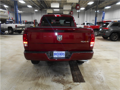 2018 Ram 1500 Quad Cab 4x4, Pickup #30184 - photo 4