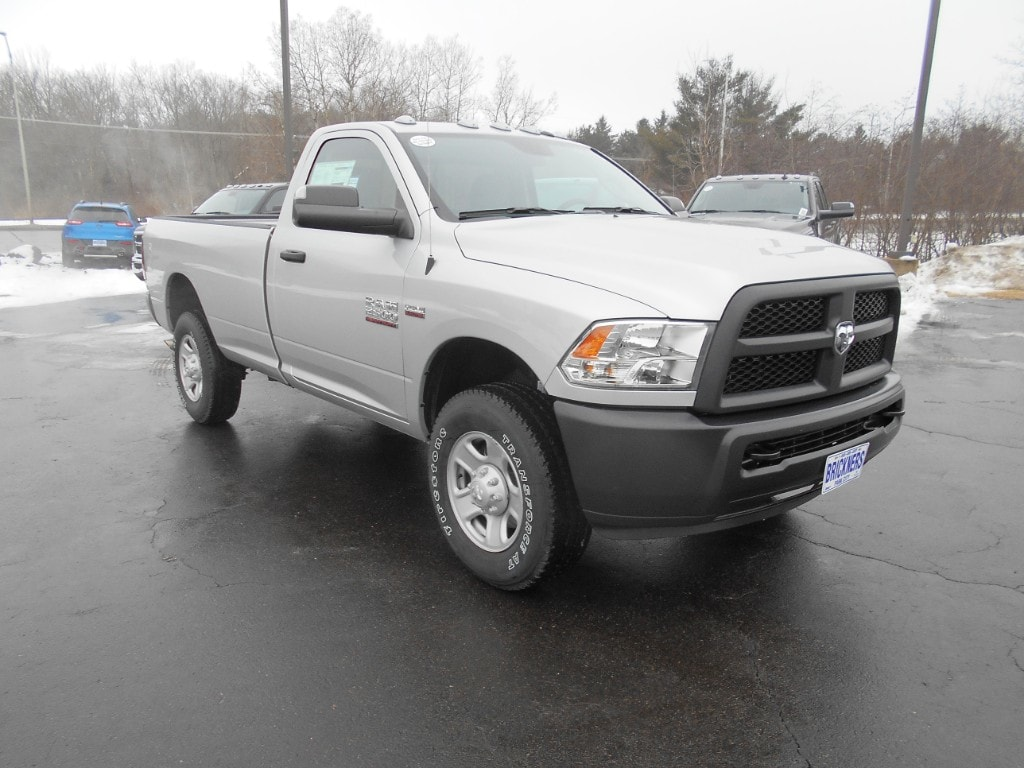 2018 Ram 2500 Regular Cab 4x4, Pickup #30205 - photo 7