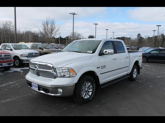 2018 Ram 1500 Crew Cab 4x4, Pickup #30207 - photo 1