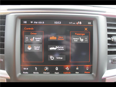2018 Ram 1500 Crew Cab 4x4, Pickup #30207 - photo 25