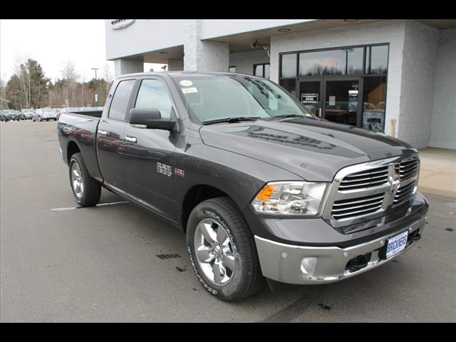 2018 Ram 1500 Quad Cab 4x4, Pickup #30257 - photo 7