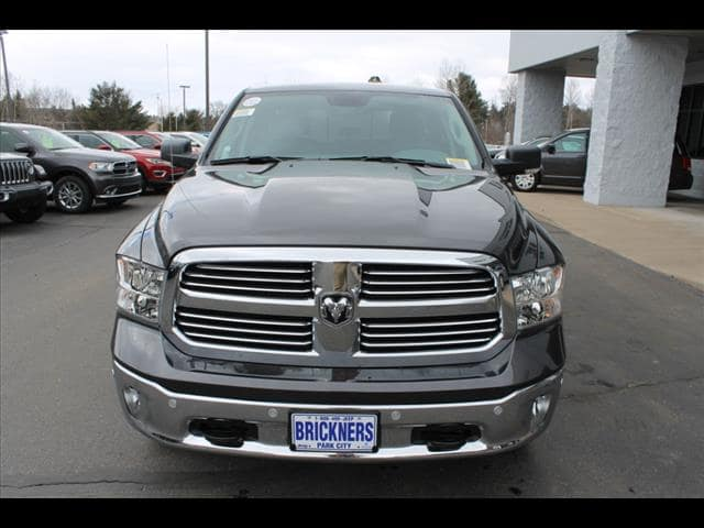 2018 Ram 1500 Quad Cab 4x4, Pickup #30257 - photo 8