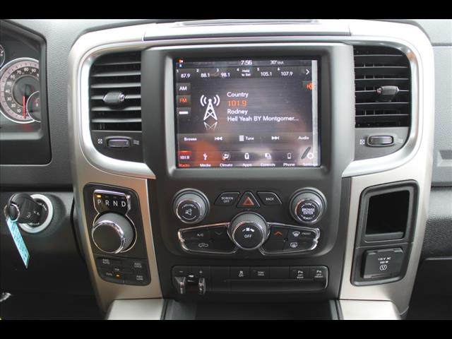 2018 Ram 1500 Quad Cab 4x4, Pickup #30257 - photo 21