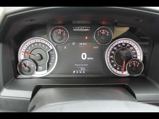 2018 Ram 1500 Crew Cab 4x4, Pickup #30284 - photo 25