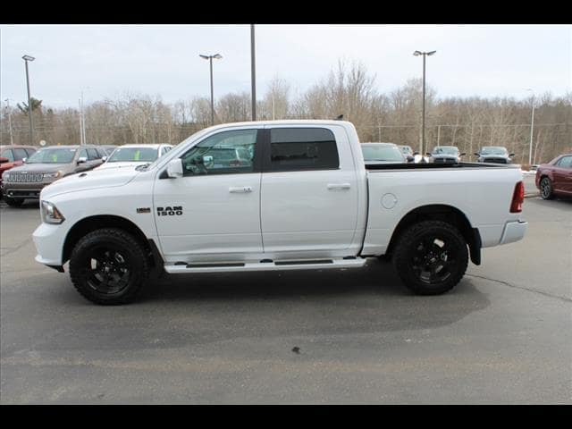 2018 Ram 1500 Crew Cab 4x4,  Pickup #30284 - photo 6