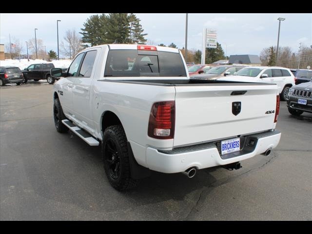 2018 Ram 1500 Crew Cab 4x4,  Pickup #30284 - photo 2