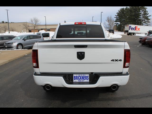 2018 Ram 1500 Crew Cab 4x4, Pickup #30284 - photo 7