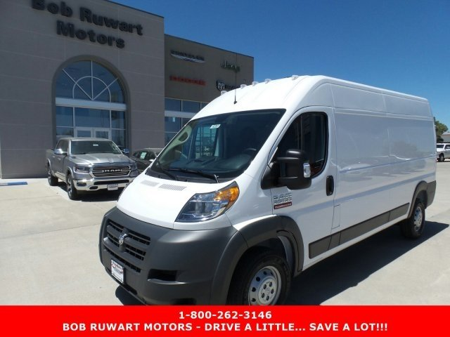 2018 ProMaster 2500 High Roof FWD,  Empty Cargo Van #10353 - photo 1