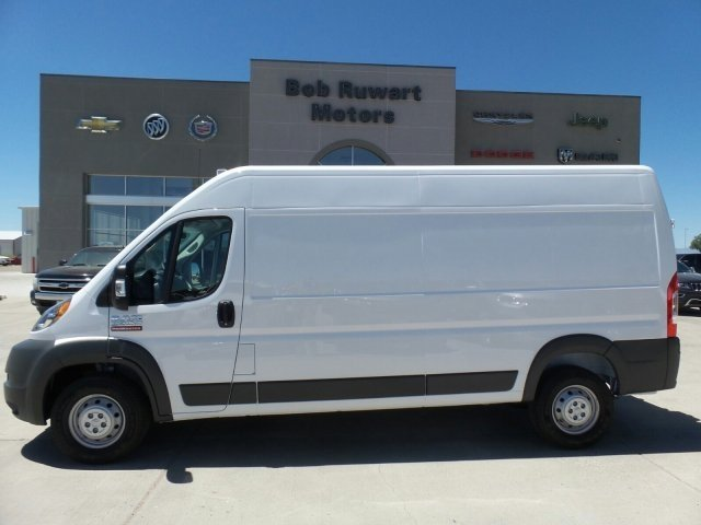 2018 ProMaster 2500 High Roof FWD,  Empty Cargo Van #10353 - photo 3
