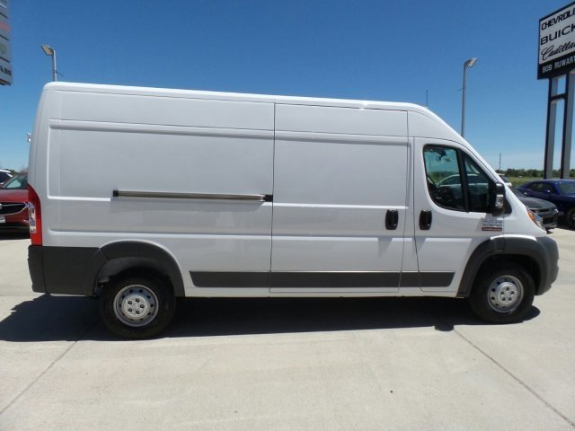 2018 ProMaster 2500 High Roof FWD,  Empty Cargo Van #10353 - photo 7