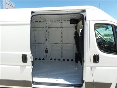 2018 ProMaster 2500 High Roof FWD,  Empty Cargo Van #10353 - photo 8