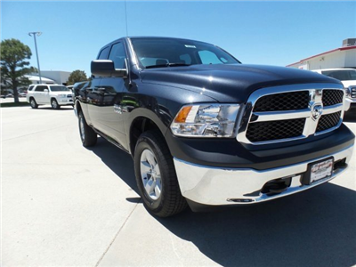 2018 Ram 1500 Quad Cab 4x4,  Pickup #10358 - photo 7