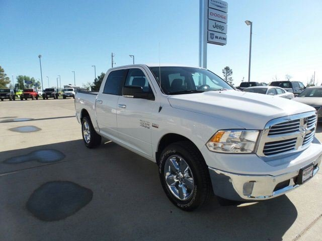 2018 Ram 1500 Crew Cab 4x4,  Pickup #10369 - photo 4