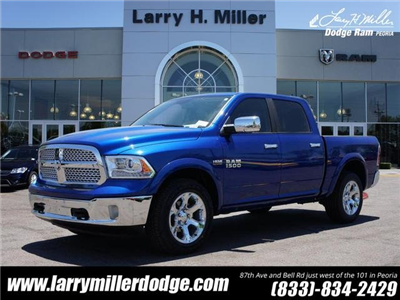2017 Ram 1500 Crew Cab 4x4, Pickup #H2818 - photo 1