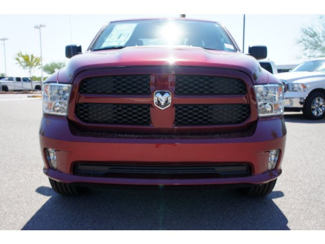 2017 Ram 1500 Quad Cab 4x4, Pickup #H3507 - photo 8