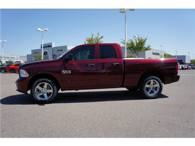 2017 Ram 1500 Quad Cab 4x4, Pickup #H3507 - photo 3