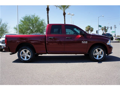 2017 Ram 1500 Quad Cab 4x4, Pickup #H3507 - photo 6