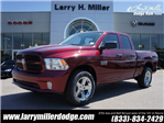 2017 Ram 1500 Quad Cab 4x4, Pickup #H3507 - photo 1