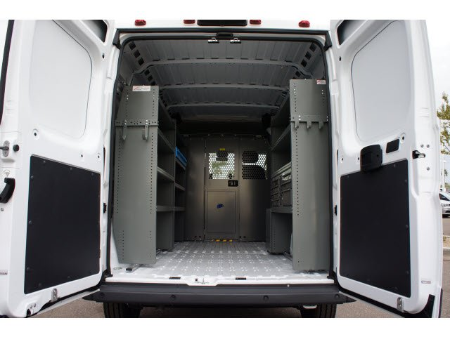 2018 ProMaster 1500, Adrian Steel Van Upfit #J1000 - photo 2